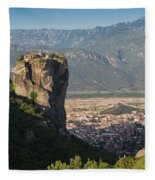 Meteora, Thessaly, Greece. The Eastern Fleece Blanket