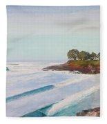 Mitchell's Cove Fleece Blanket