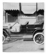 Model T Ford, 1908 Fleece Blanket