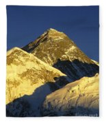 Mt Everest Fleece Blanket