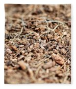 Mulch Fleece Blanket