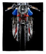 Mv Agusta 750 S Fleece Blanket