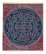 Oreo In Hope1 Fleece Blanket