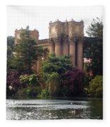 Palace Of Fine Arts 9 Fleece Blanket