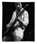 Paul In Spokane 1977 Fleece Blanket