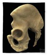 Pelvic Bones Male Fleece Blanket