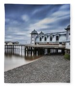 Penarth Pier 1 Fleece Blanket