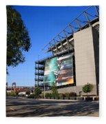 Philadelphia Eagles - Lincoln Financial Field Fleece Blanket