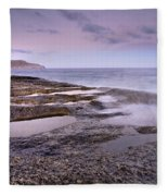 Plomo Beach Fleece Blanket