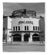 Pnc Park - Pittsburgh Pirates Fleece Blanket