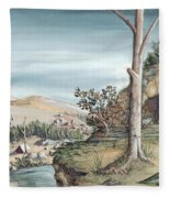 Refuge Fleece Blanket