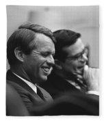 Robert Kennedy Fleece Blanket