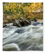 Rocky River Fleece Blanket