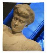 Rodin's Katherine Seney Simpson Fleece Blanket