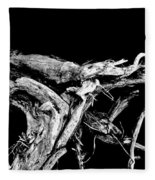 Roots 1 Fleece Blanket