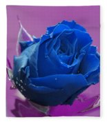Rose Fleece Blanket