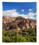 Santa Ynez Valley Fleece Blanket
