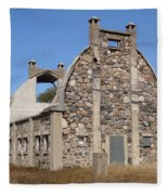 Schott Stone Barn Fleece Blanket
