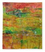 Seasonal Ecology Fleece Blanket