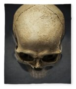 Skull  Fleece Blanket
