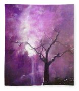 Skyeden Night Fleece Blanket