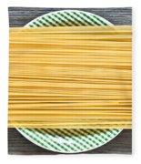 Spaghetti  Fleece Blanket