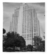 St. Louis Skyscraper Fleece Blanket