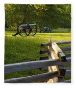 Stones River Battlefield Fleece Blanket