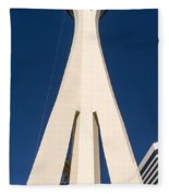 Stratosphere Las Vegas Fleece Blanket