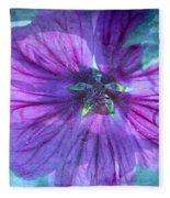 Summer Impressions Fleece Blanket