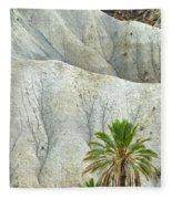Tabernas Desert Fleece Blanket