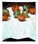 Tablecloth Fleece Blanket