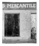 Taos Mercantile Fleece Blanket