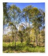 The Ancient Forest Fleece Blanket