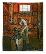 The Apprentice 2 Fleece Blanket