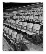 The Old Ballpark Fleece Blanket