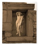 The Palaestra - Apollo Sanctuary Fleece Blanket