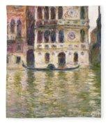 The Palazzo Dario Fleece Blanket