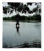The Pantanal Fleece Blanket