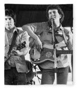 Tom Robinson Band Fleece Blanket