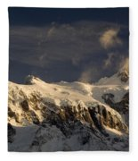 Torres Del Paine, Chile Fleece Blanket
