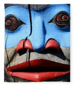 Totem 3 Fleece Blanket