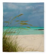 Treasure Cay Fleece Blanket