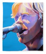 Trey Anastasio Fleece Blanket