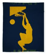 Utah Jazz Fleece Blanket