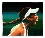 Venus Williams Fleece Blanket