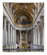 Versailles Chapel Fleece Blanket