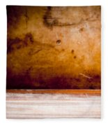 Vintage Grunge Background Fleece Blanket