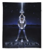 Warriors Creed Fleece Blanket