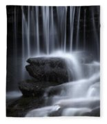 Wilderness Waterfall Fleece Blanket